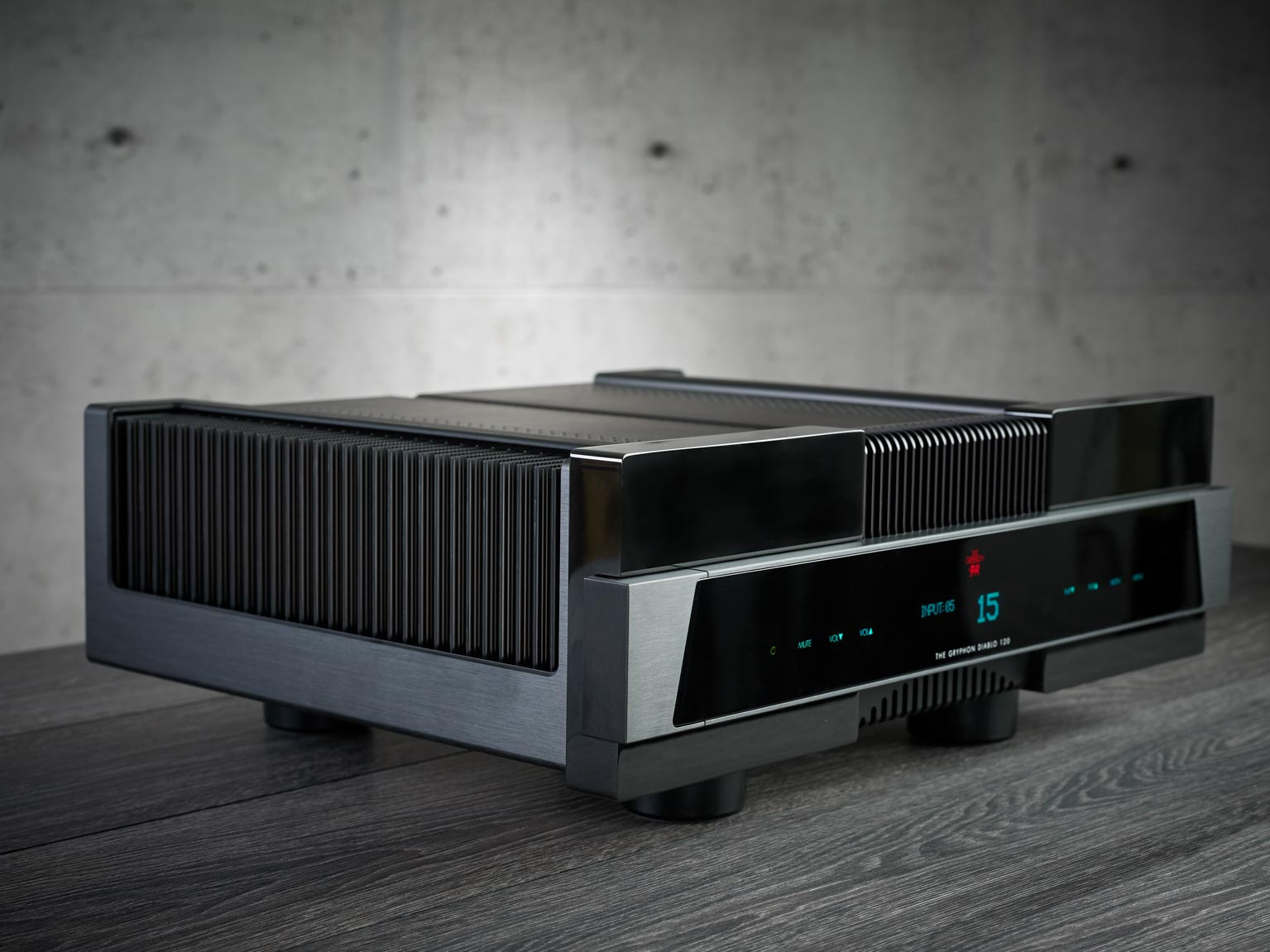 Gryphon Introduces the Diablo 120 Integrated Amplifier